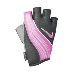 Nike Women's Cardio Bike Gloves, Pink