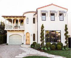 Inside an Incredible Home Modern Californian Appeal via @domainehome
