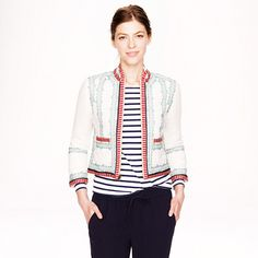 Love this jacket from J Crew!