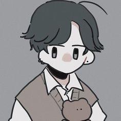 Anime Drawings Sketches, Kawaii Drawings, Cute Drawings, Cute Art Styles, Cartoon Art Styles, Animes Wallpapers, Cute Wallpapers, Cute Anime Pics, Kawaii Art