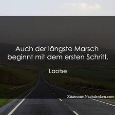 Das ist eine Deutsche Zitate von Laotse.