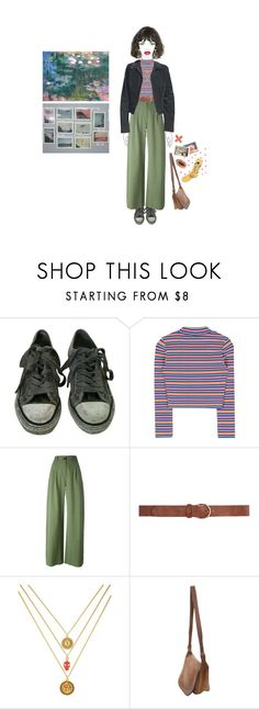 """""""small water lily"""" by outfighter ❤ liked on Polyvore featuring AllSaints, Dorothy Perkins, Juicy Couture, Coach and HOT SOX"""