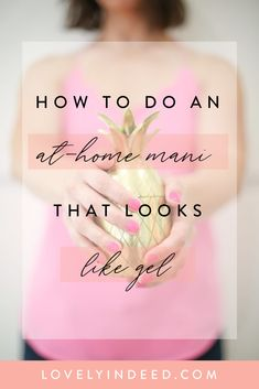 How to Do Your Own Manicure at Home Life Hacks Every Girl Should Know, Every Mom Needs, Amazing Life Hacks, Simple Life Hacks, Manicure At Home, Diy Manicure, Easy Projects, Projects For Kids, Mom Quotes
