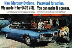 1970 Mercury Cyclone | Flickr - Photo Sharing!