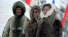 inuit elders claim that the earth has shifted or wobbled
