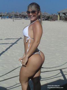 Sexy bikini body