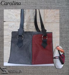 Handmade leather bags now available in the studio and boutique gallery!