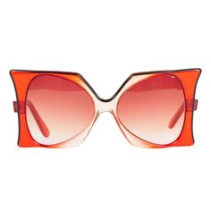 View this item and discover similar for sale at - Iconic Pierre Cardin 'Delphine' sunglasses with oversize frames. These highly collectible and flattering sunglasses feature an angular pointed frame Red Sunglasses, Trending Sunglasses, Sunglasses Outlet, Oakley Sunglasses, Sunglasses Women, Vintage Sunglasses, 1960s Sunglasses, Wayfarer Sunglasses, Oversized Round Sunglasses