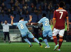 Roma-Lazio Serie A 31.a giornata Pagelle: Gazzetta e Corsport