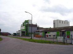Het bedrijf waar ik tussen 1991 en 2001 (met heel veel plezier) heb mogen werken, Witte Molen BV in Meeuwen