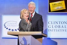 08/25/16 Company that price gouged EpiPen is Clinton Foundation donor ~ Hillary…