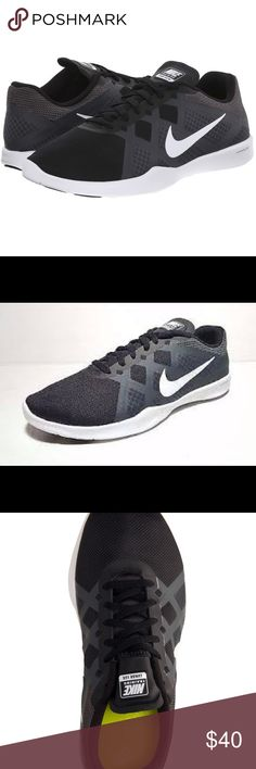 Black Nike Sneakers Black Nike training lunar lux tr - in great condition, only worn a handful of times! Very comfortable. Size 6.5 but will fit 7. Bought in UK. Nike Shoes Sneakers