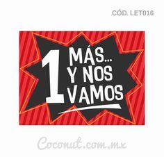Letrero para fiestas resistente al agua, encuéntralo en https://www.coconut.com.mx/collections/letreros-para-fiestas y obtén tu envío gratis a partir de $500 en la república mexicana Síguenos en Facebook https://www.facebook.com/coconutstoremx/