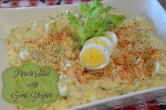 Potato Salad with Greek Yogurt