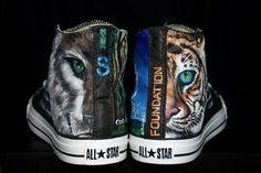 Ian Somerhalder Foundation shoes