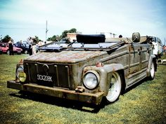 VW Thing/Trekker