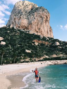 only life we know free camping stealth vanilla benidorm costa blanca travel europe roadtrip iFach calpe diiving snorkeling