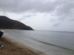 Playa Zaragoza Isla de Margarita Venezuela