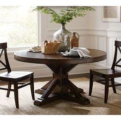 pottery barn banks table - Recherche Google