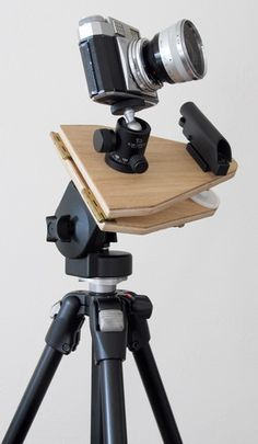 How to build a tracking platform for astrophotography
