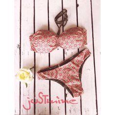 A little taste of summer with Justmine ❤️☀️ un piccolo assaggio d'estate ❤️☀️ #justminesrl #beachwear #bikini #summer