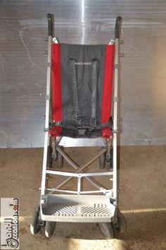 poussette médicale pliable buggy maclaren