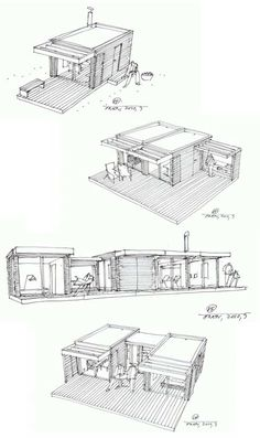 The Edge Is A Small Modular Home Manufactured In Britain By - Small modular home plans