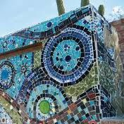 abstract mosaic tile designs - Google Search