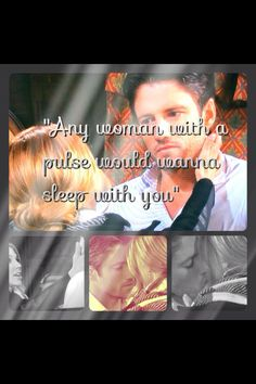 Ya got that right! EJ and Abby #EJAbby DOOL