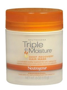 "Use this instead of your regular conditioner once a week, and leave it in for a few extra minutes while you shave your legs. You'll love the awesome-hair-day results. <br /><br /> Neutrogena Triple Moisture Deep Recovery Hair Mask, $5.99, <a href=""http://www.cvs.com/CVSApp/catalog/shop_product_detail.jsp?filterBy=&skuId=260875&productId=260875&navAction=jump&navCount=3""target=""_blank"">cvs.com</a>"