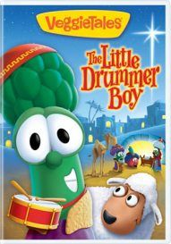 Veggie Tales...the single best cartoon to teach your kids about the miraculous ways of God :-D