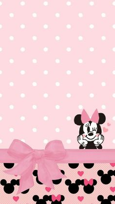 204 Best MINNIE MOUSE BACKGROUND Images On Pinterest