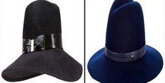 Broad-brimmed hats high fashion autumn breaks again