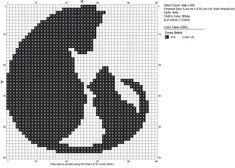 Cat Silhouette by carand88.deviantart.com on @deviantART