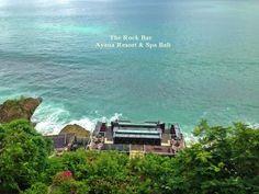 Rock Bar@Ayana Resort Bali ロックバー@アヤナリゾート バリ