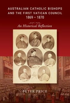 The book is more than a history. It is a reflection on the processes within the First Vatican Council 1869-70, where infallibility rather than primacy was the focus of much of the debate, and the outcome was the Council's institutionalisation of a monarchical Church, a model accepted and celebrated in Australia, with effects lasting even to our own times.