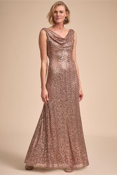 ef3539b4fc0 Francia Dress Rose Gold in Occasion Dresses