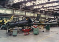 Manufacturing RNZAF Macchi at Venegono Italy at the Aermcchi factory.