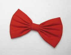 Red+Hair+Bow+hair+accessories+hair+clips+red+bow+for+by+JuicyBows,+$4.99