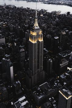 New York City Feelings - Empire State by almannani