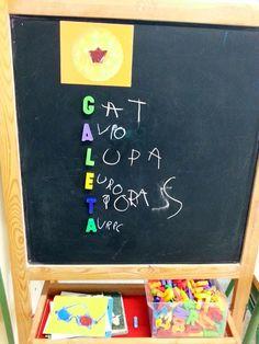 tresquatreicinc: DE TANT EN TANT... UN ACRÒSTIC! Alphabet Activities, Activities For Kids, New Words, Language Arts, Literacy, Lettering, Learning, Blog, School