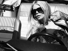 Claudia Schiffer Harpers Bazaar UK 2