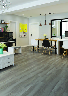 Color: Seabreeze  ScubaTech™ combines the beauty of natural hardwood with the durability of laminate flooring plus the added benefit of water resistance.
