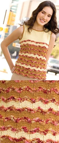 d083df2e6e4 199 Best Free Tops Knitting Patterns images in 2019 | Free knitting ...