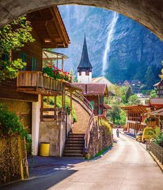 coiour-my-world: Lauterbrunnen Switzerland. Photo by. coiour-my-world: Lauterbrunnen Switzerland. Photo by. Places Around The World, Around The Worlds, Bryce Canyon, Beautiful Places To Travel, Travel Aesthetic, Countries Of The World, Dream Vacations, Places To See, Travel Photography