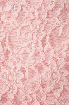 cute lace pink girly pastel l-avendersunshine Color Rosa, Pink Color, Pink Love, Pretty In Pink, Cellphone Wallpapers, Iphone Wallpapers, Molduras Vintage, Tout Rose, Rose Bonbon