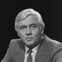 Ad Langebent. (March 5, 1933 - February 21, 1997) Redacteur en presentator. (voor mij het meest bekend door: 'Brandpunt'.)