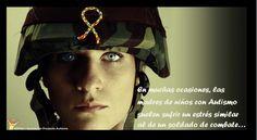 Soldados de combate