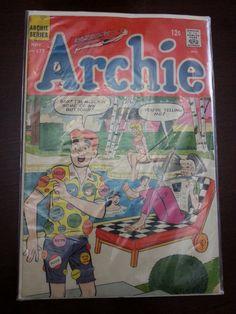 Vintage Archie Series Comic Book