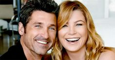Shape - We all knew it would happen! Patrick Dempsey and Ellen Pompeo get married - FOR REAL!